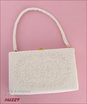 Vintage Walborg Beaded Handbag Purse Mint Condition (Inventory #HB229) - $90.00