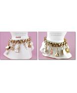 Kirks Folly Charm Bracelet for New Mom or Expectant Mom (Inventory #J602) - $68.00