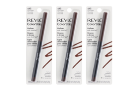 (3 Pack) - Revlon ColorStay Liner For Lips, Chocolate [645] - $48.99