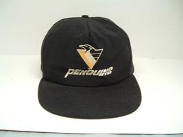 Pittsburgh penguin hockey schwebels bread promo hat snapback embroidered... - $8.91