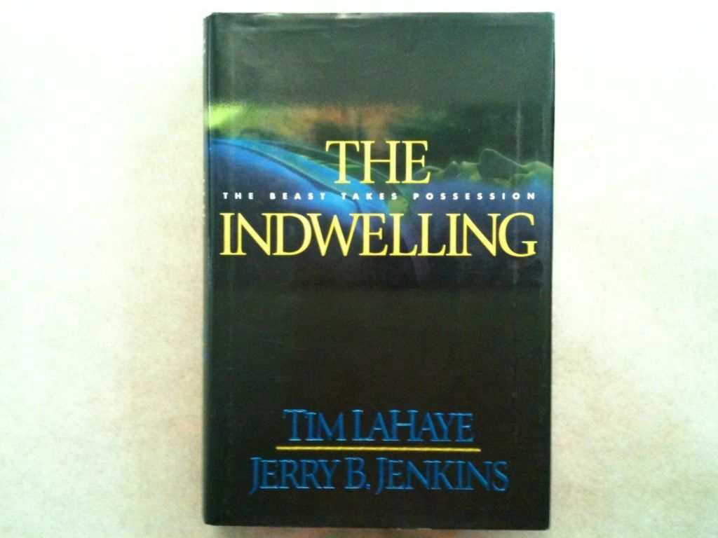the major conflict in tim lahaye and jerry jenkins novel the indwelling