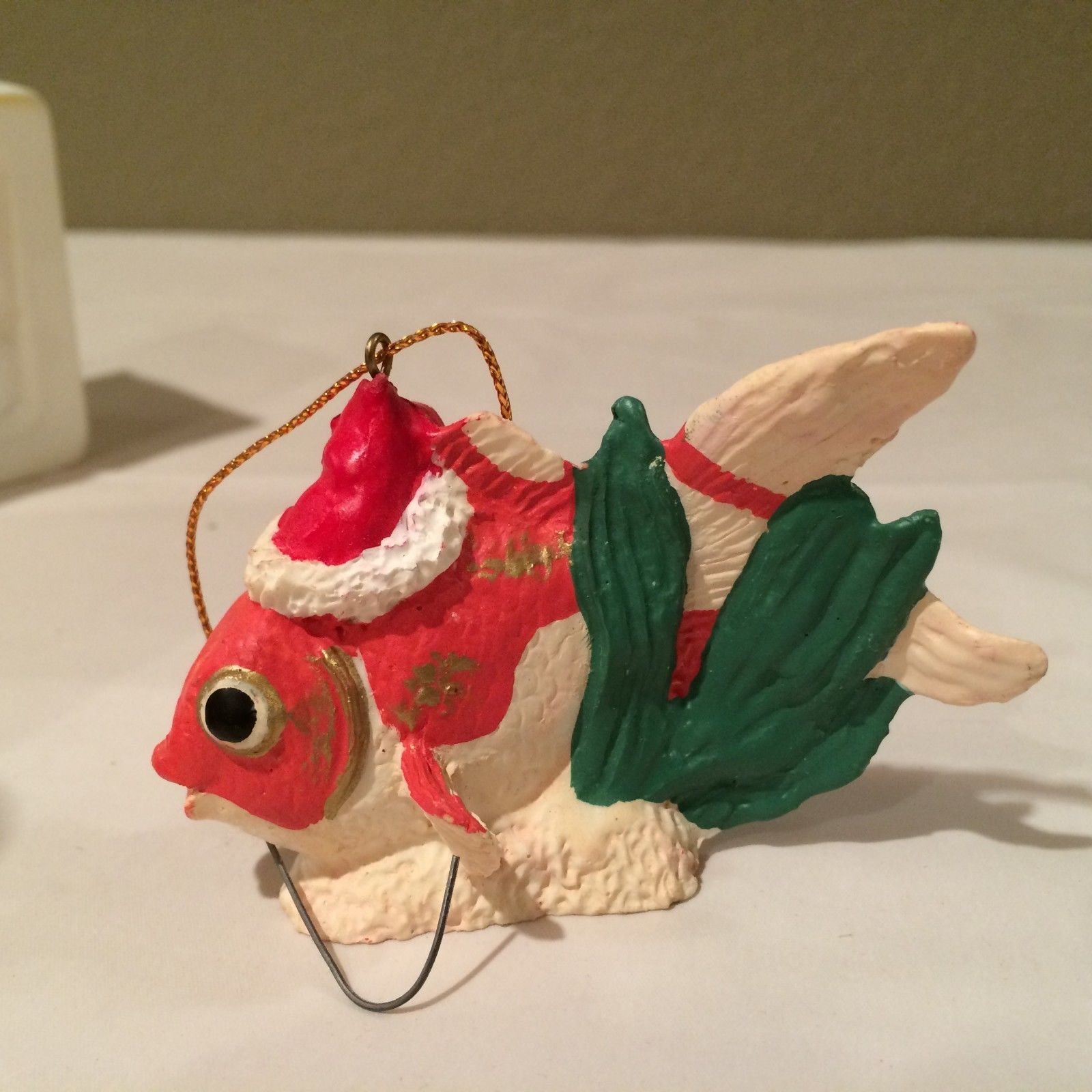 kurt s adler christmas ornament clown fish petsmart first