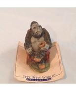 Sitting Gorilla 1986 Figurine United Design Itt... - $8.99