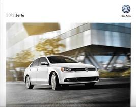 2012 Volkswagen JETTA brochure catalog US 12 VW SE SEL TDI - $9.00