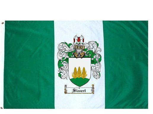 Sievert crest flag