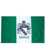 Thomason Coat of Arms Flag / Family Crest Flag - $29.99