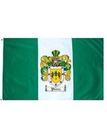 Ybarra Coat of Arms Flag / Family Crest Flag - $29.99