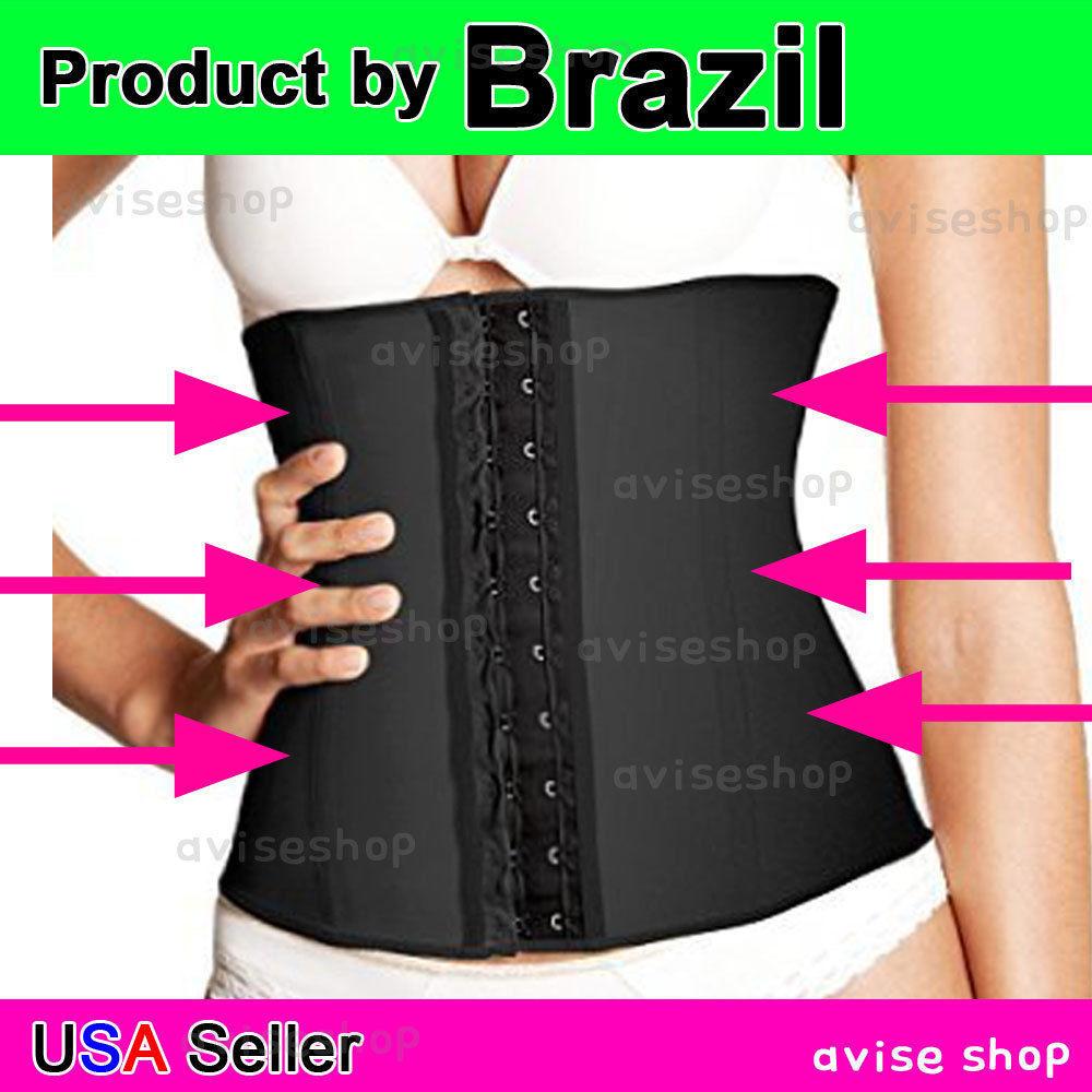 b26fa356592 Brazilian Waist Trainer Slim Body Shaper and 50 similar items. S l1600