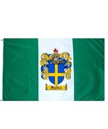 Shelton Coat of Arms Flag / Family Crest Flag - $29.99