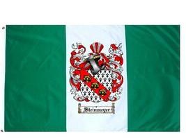Steinmeyer Coat of Arms Flag / Family Crest Flag - $29.99