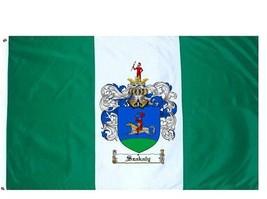 Szakaly Coat of Arms Flag / Family Crest Flag - $29.99