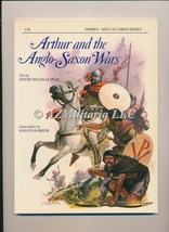 Arthur And The Anglo-Saxon Wars  Men-At-Wars Series 154 - $9.75