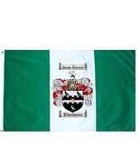 Thompson Coat of Arms Flag / Family Crest Flag - $29.99