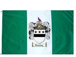 Townley Coat of Arms Flag / Family Crest Flag - $29.99
