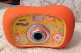 VTech Kidizoom Camera - Orange, Real Digital Can Shoot Video Also, 80-07... - $20.79