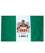 Upchurch Coat of Arms Flag / Family Crest Flag - $29.99