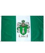 Vasquez Coat of Arms Flag / Family Crest Flag - $29.99