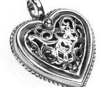 02001411p gerochristo 1411 filigree silver heart pendant 1 thumb155 crop