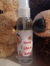 Sleep Like a Baby Insomnia Formula Essential Oil Spray - Aromatherapy - $9.99