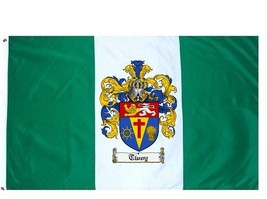 Twoy Coat of Arms Flag / Family Crest Flag - $29.99