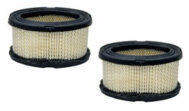2 Pack, Replaces 33268 Tecumseh Air Filters, Also John Deere M49746 - $7.91