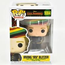 "Funko Pop! Movies Disney Cool Runnings Irving ""Irv"" Blitzer #1084 Vinyl Figure"