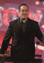 Joey Styles 2007 Topps WWE Action Card #61 - $0.99