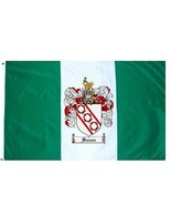 Saxon Coat of Arms Flag / Family Crest Flag - $29.99