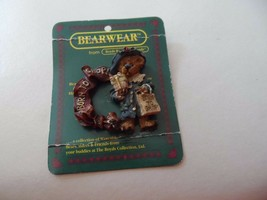 """Boyds Bear Bearwear """"Born to Shop"""" Pin - $5.25"""