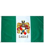 Schmidt Coat of Arms Flag / Family Crest Flag - $29.99