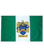 Sheppard Coat of Arms Flag / Family Crest Flag - $29.99