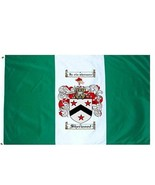 Sherwood Coat of Arms Flag / Family Crest Flag - $29.99