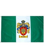 Trujillo Coat of Arms Flag / Family Crest Flag - $29.99