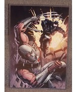 GI Joe Snake Eyes vs Storm Shadow Glossy Print ... - $24.99