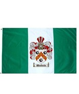 Woodside crest flag thumbtall