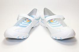 Skechers BOBS Alpargata Bluesy Babes Dogs Script Navy Memory Foam Shoes Wms NEW