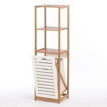Bamboo Hamper Shelf - $149.95
