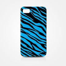 Cute Blue Ocean Zebra Skin Pattern Blackberry BB Z10 Hard Case Cover - $15.99