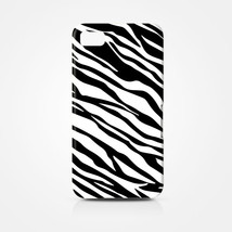 Black White Zebra Skin Pattern Blackberry BB Z10 Hard Case Cover - $15.99