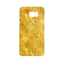 Cool Gold Yellow Marble Onyx Stone Samsung Galaxy Note 5 Hard Case Cover - $15.99