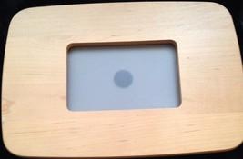 Longaberger 11 1/2 x 8 Lid / Picture Frame - $9.75