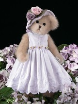 "Bearington Bears ""Lila"" 14"" Collector Bear- Sku #1468 - 2004 - $39.99"