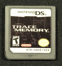 Trace Memory - Cartridge Only - Nintendo DS Game (Teen, 2005) - $6.80