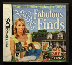 Fabulous Finds - Complete Nintendo DS Game (Everyone, 2009) - $7.69