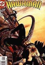 Hawkman (2002 series) #17 [Comic] [Jan 01, 2002... - $1.90
