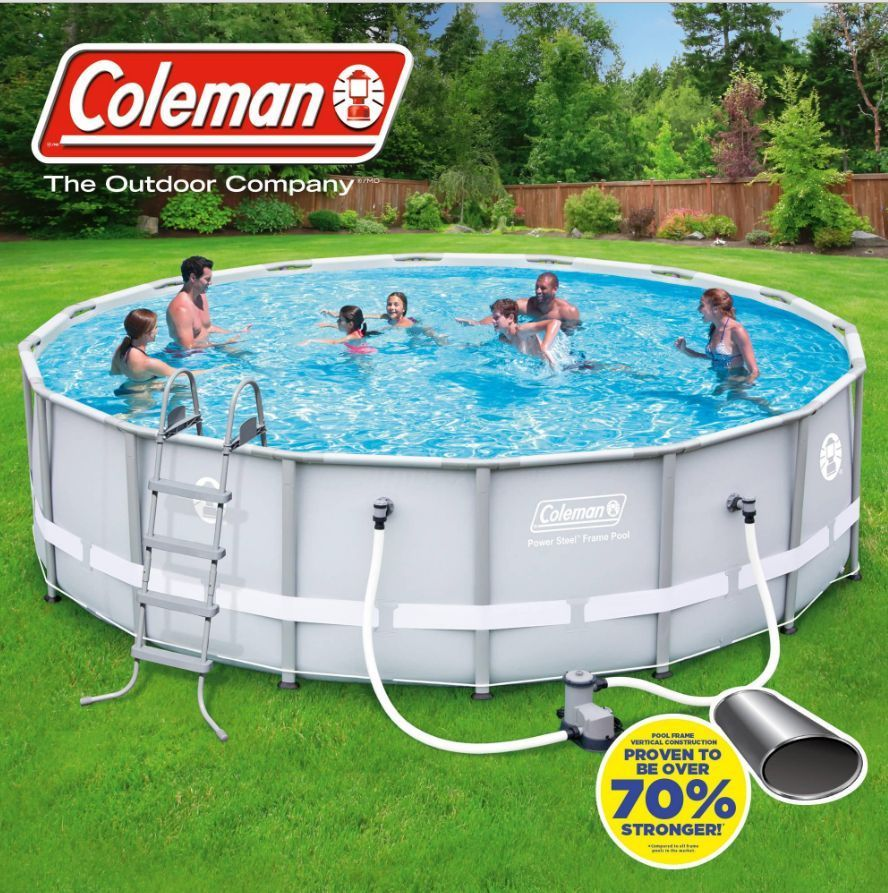 coleman swimming pool 2 customer reviews and 1 listing