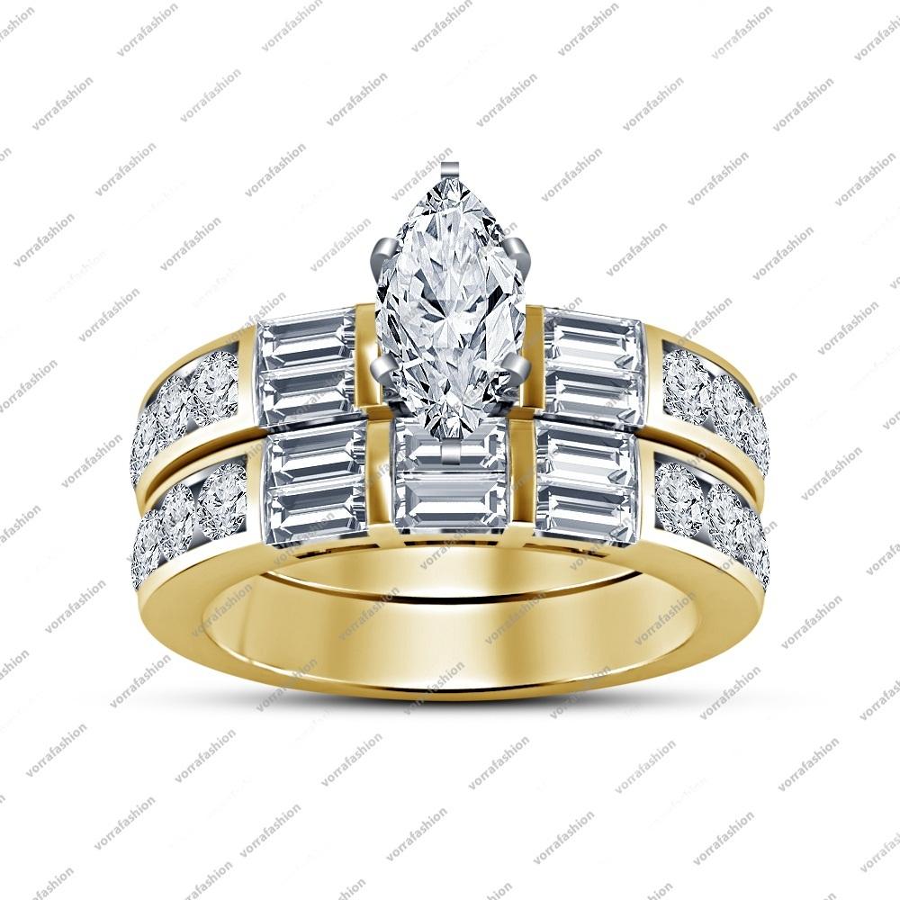 ladies marquise diamond
