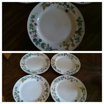 "Citation WOODHiLL Dinner Plates 10 1/2""- VGC SE... - $12.73"