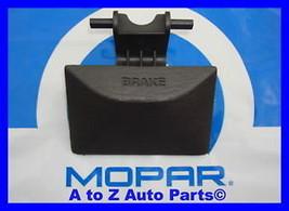 New 2002 2005 Dodge Ram Slate Gray Parking Brake Release Handle,Oem Mopar - $28.95