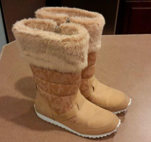 e2167c26073e Timberland Juniors Winter Freestyle Faux Fur and 50 similar items